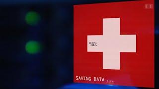 Datenbunker Schweiz - Beitrag der Rundschau, SRF1