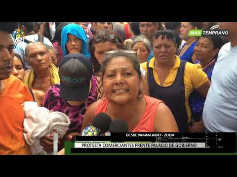 Venezuela - Comerciantes Acusan Al Gobernador Del Zulia De Robar Su Mercancía - VPItv