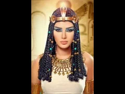 egyptian hairstyles and makeup