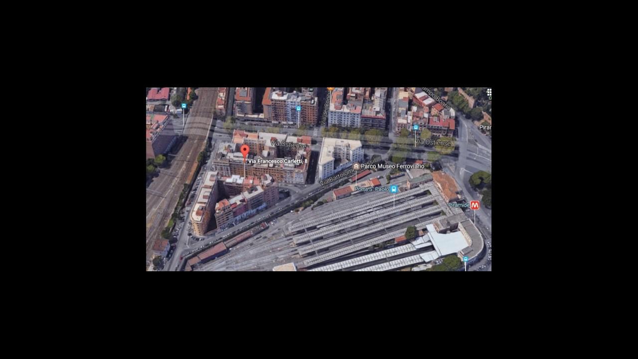 Appartamento in affitto a roma rm youtube for Affitto uffici roma piramide