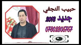 الفنان حبيب النجفي/موال براحتك هوه انته تطرب عالغريب 2018