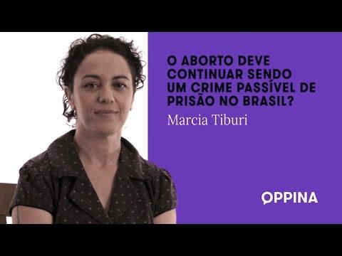 O aborto deve continuar sendo um crime passível de prisão no Brasil? – Marcia Tiburi