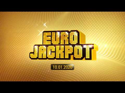 Eurojackpot 2.2.2020