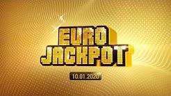 Eurojackpot Trekking 10/01/2020