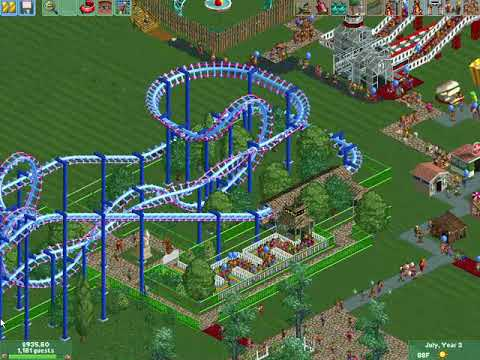 RollerCoaster Tycoon 2 |