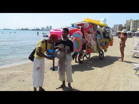 Albania beach durres