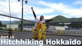 Eric Hitchhikes to Hokkaido   Part 15 of ? - Beautiful Shiretoko!   Summer 2016