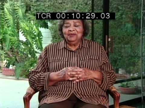 Juanita Moore 1999  Part 2 of 3