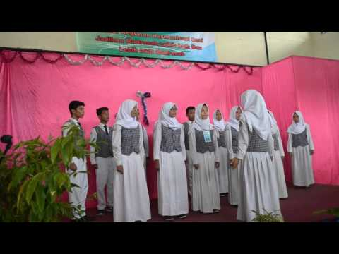 Hymne & Mars Madrasah MTs Negeri Model Pasirsukarayat