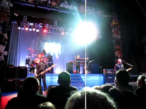 The Stranglers - Lost Control live at Southampton Guildhall 14 03 10