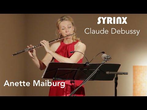 Claude Debussy: Syrinx (Flute)