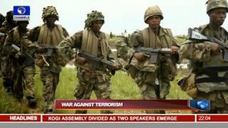 Repeat youtube video News@10: Nigerian Army Arrest El-Zakzaky Pt.1 13/12/15