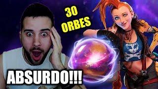 ABRINDO AS NOVAS ORBES DO EVENTO ODISSEIA (ABSURDO!!!)