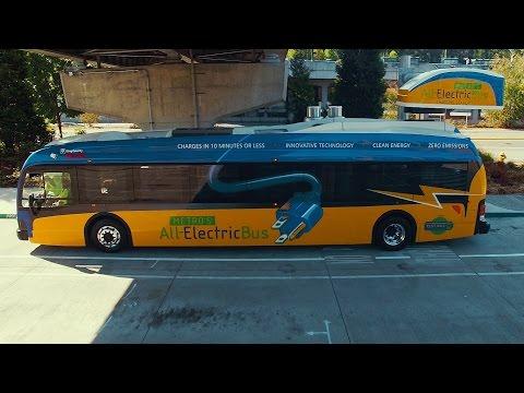 Bellevue's Battery Bus Rollout