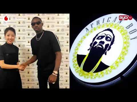 Brand ya African Boy imemfanya Jux kupata dili nono