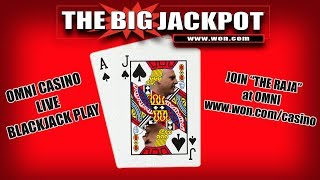 Play Black Jack and Slots with the Raja at http://won.com/casino SUBSCRIBE!