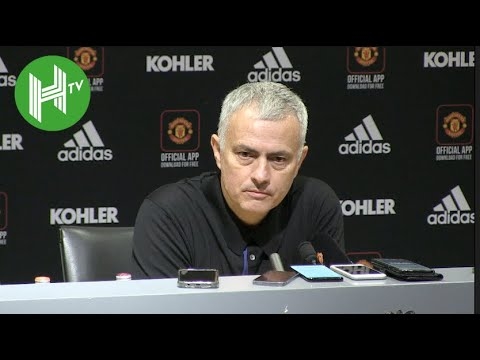 Manchester United 4-1 Fulham | Jose Mourinho: Paul Pogba will start against Valencia