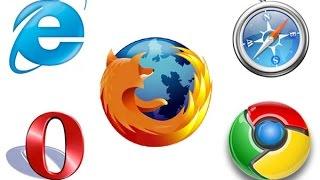 видео При запуске браузера открывается рекламный сайт