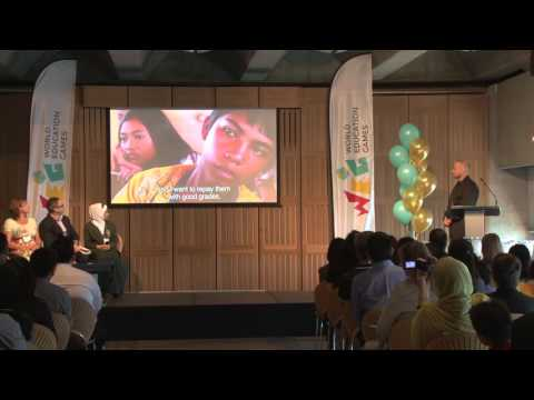 World Education Games 2015 Official Awards Ceremony
