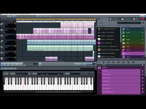 Magix Music Maker 2017 - Gentle Background Music