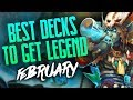 Hearthstone - Top Decks to Climb Ladder in February 2019 (Report #121)