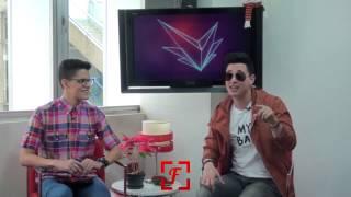 Victor Drija habla de Beber, de Somos Tu y Yo y de su relación - #Entrevista