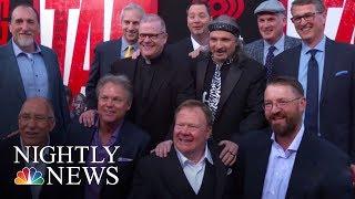 New Film 'Tag' Highlights Enduring Friendship Of Real High School Pals | NBC Nightly News