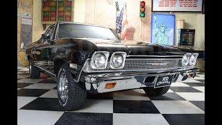 Крутой Тюнинг 9 Сезон 2 Серия - Chevrolet El Camino - Свап Двигателя Ls3 Iroc