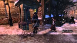 Fable 2 Playthrough Part 1 (No Commentary)