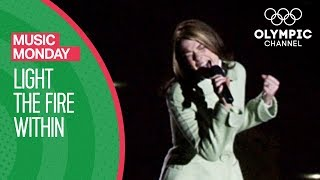 LeAnn Rimes performs Light the Fire Within - Opening Ceremony Salt Lake City 2002 | Music Monday