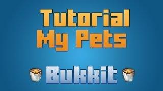 Minecraft - Plugin My Pet [ Tutorial en Español ] Mascotas con habilidades