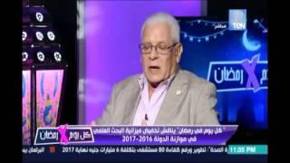 بالفيديو.. عبد الله سرور: تخفيض ميزانية البحث العلمي «خيبة إدارية»