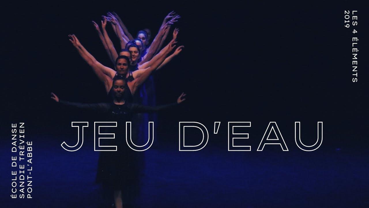 Jeu D Eau Choregraphie Danse Classique 2019 Youtube