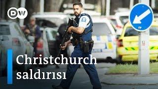 Yeni Zelanda'da iki camiye terör saldırısı - DW Türkçe