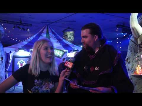 World Of Warcraft Pick Up Lines At Blizzcon 2018