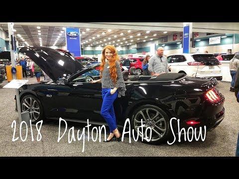 2018 Dayton Auto Show - RED HOTT