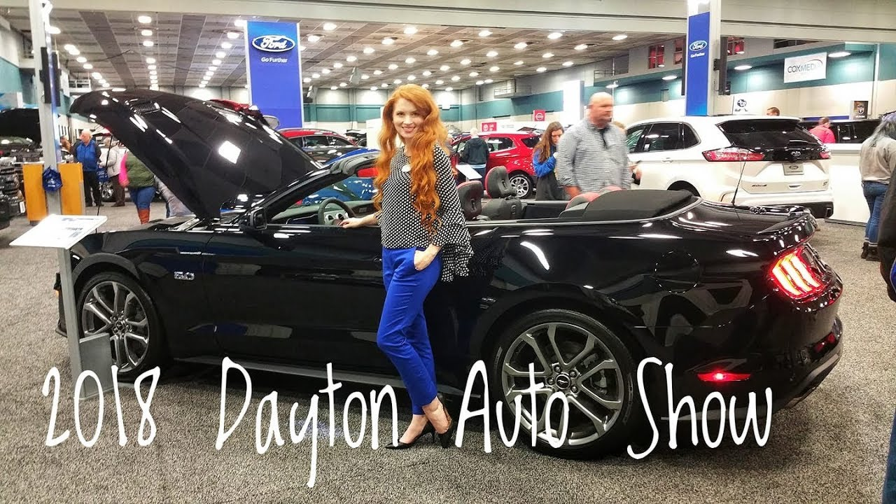 Dayton Auto Show >> 2018 Dayton Auto Show Red Hott