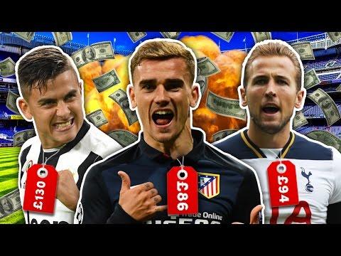 The Next World Record Transfer Will Be Harry Kane Because... | #SundayVibes