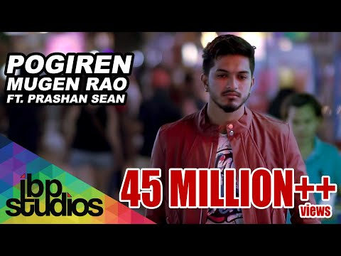 pogiren---mugen-rao-mgr-feat.-prashan-sean-|-official-music-video-|-4k