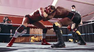 Daniel Garcia vs. Lee Moriarty - Limitless Wrestling (AEW Dynamite Rampage Dark AIW Beyond)
