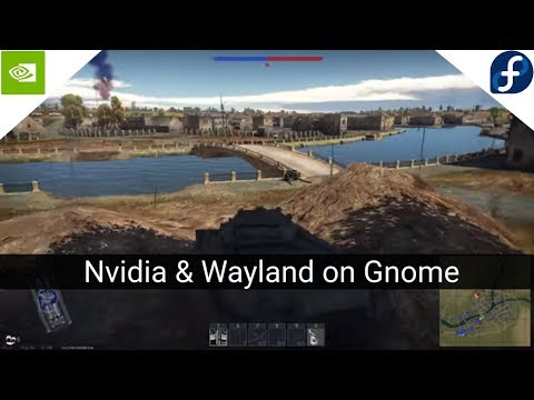 Nvidia and Wayland on Gnome | Mutter & egl-streams 😱