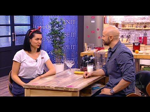Mr.Kitchen: Milica Đorđević sprema pileće ražnjiće i kolač sa čokoladom