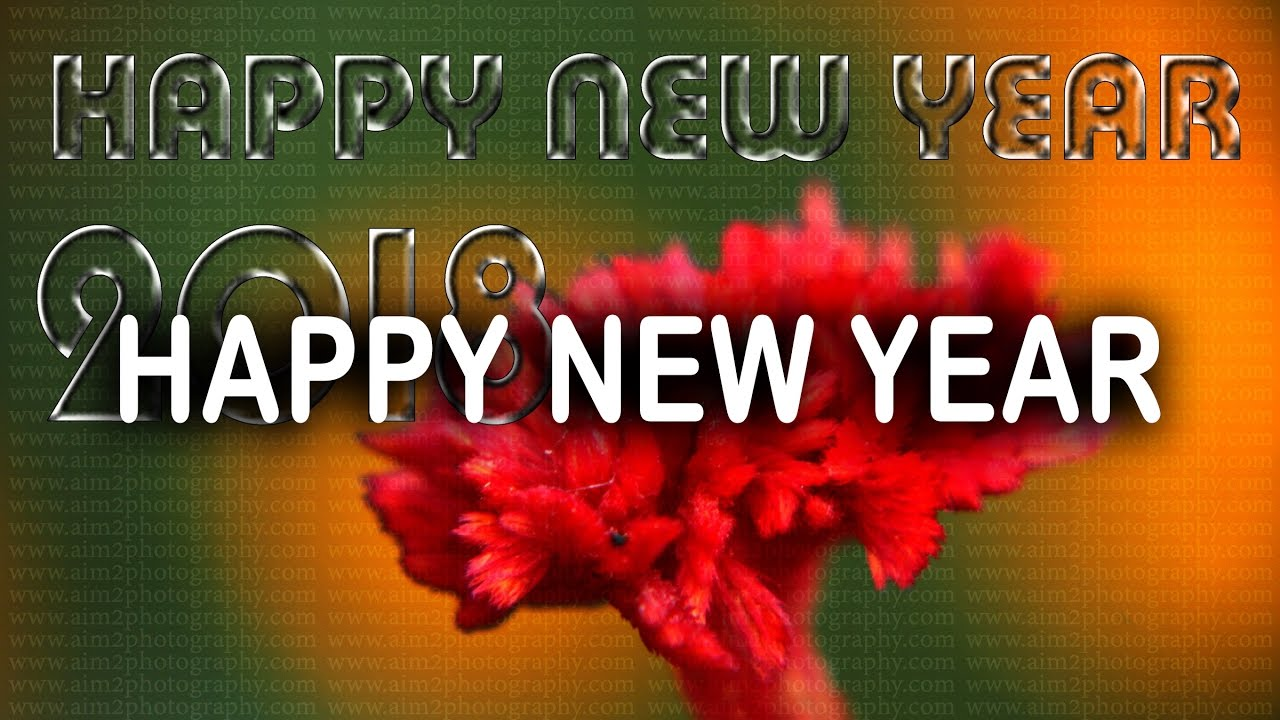 happy new year 2018 wallpapers download hd videos new tv