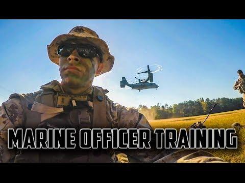 TBS Marine Officer Training (teaser)