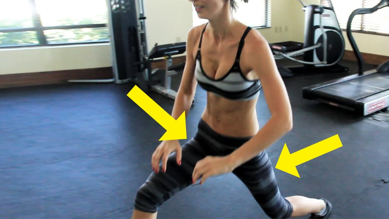 Exercises for quadriceps hips girls: features and recommendations 93