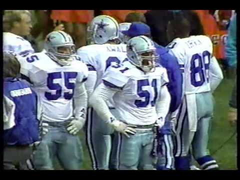 Ray Horton Pick Six at GB 1991