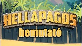 Hellapagos - társasjáték bemutató