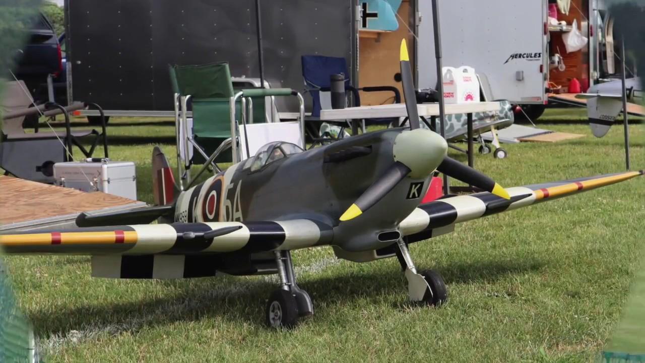 Composite ARF Spitfire