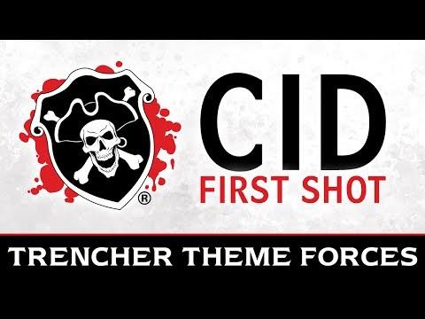 CID First Shot : June 7, 2017