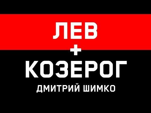 КОЗЕРОГ+ЛЕВ - Совместимость - Астротиполог Дмитрий Шимко